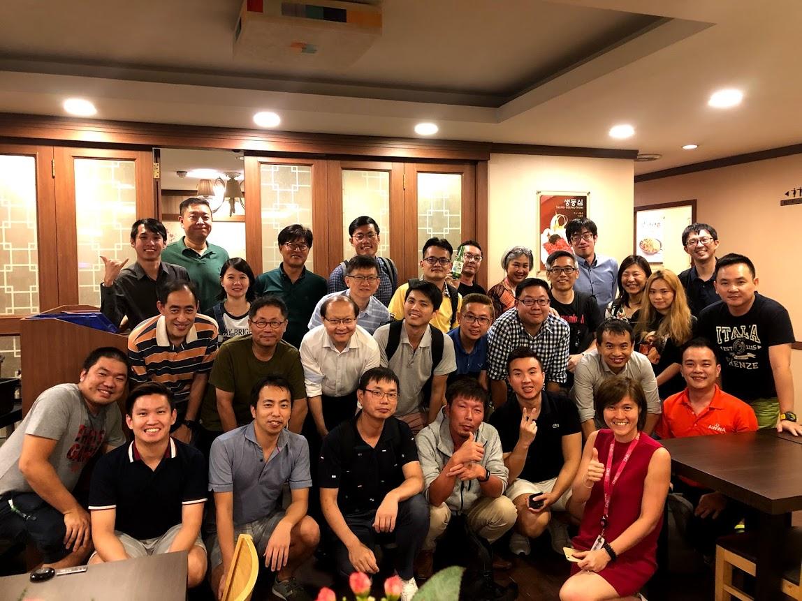 OTS Pre-CNY Dinner 2019